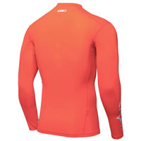 Seven Zero Compression Jersey Orange