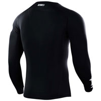 Seven Zero Compression Jersey Black
