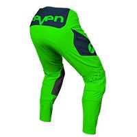 Seven Mx Zero Raptor Pants Fluo Green