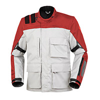 T.ur J-three Enduro Jacket Grey Black