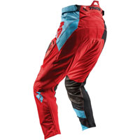 Thor Fuse Air Rive Red/blue Pant 2018