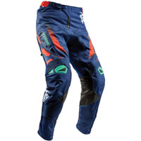 Thor Fuse Rampant Navy/teal/orange Pant 2018