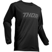 Thor Terrain Gear S9 Offroad Jersey Black