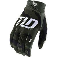 Troy Lee Designs Air Camo Gloves Green
