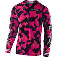 Maillot Enfant Troy Lee Designs Gp Air Confetti Rose