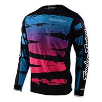 Maglia Bimbo Troy Lee Designs Gp Brushed Blu Bimbo