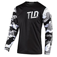 Troy Lee Designs Gp Camo Jersey White Black