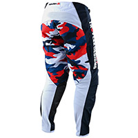 Troy Lee Design Gp Ltd Formula Pants Camo Red