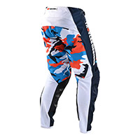 Pantaloni Troy Lee Designs Gp Formula Camo Arancio