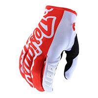 Troy Lee Designs Gp Youth Gloves Orange Kid