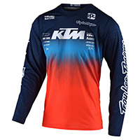 Maillot Enfant Troy Lee Designs Gp Stain D Team