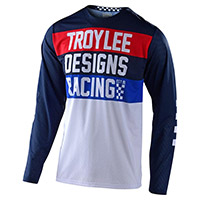 Troy Lee Designs Gp Air Continental Jersey Navy