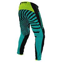 Pantalon Troy Lee Designs Gp Air Drift Noir Turquoise