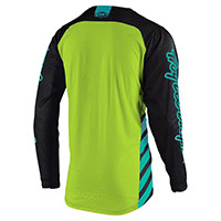 Troy Lee Designs Gp Air Drift Jersey Turquoise