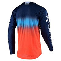 Troy Lee Designs Gp Air Stain D Jersey Orange