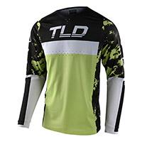 Maglia Troy Lee Designs Se Pro Dyeno Verde