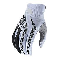 Troy Lee Design Se Pro Gloves White