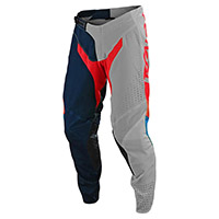 Pantalon Troy Lee Designs Se Pro Tilt Navy Gris