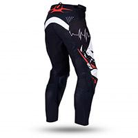 Pantaloni Ufo Adrenaline Slim Nero Bianco Rosso