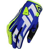 Ufo Blaze Gloves Blue