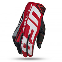 Ufo Blaze Gloves Red