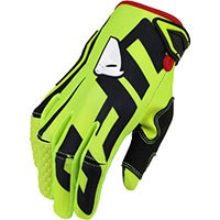 Ufo Blaze Gloves Yellow