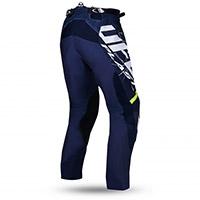 Pantaloni Ufo Bullet Blu Giallo Fluo