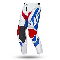 Pantaloni Ufo Deepspace Bianco Blu