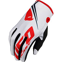 Ufo Egon Gloves White