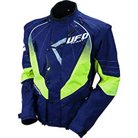 Ufo Enduro Jacket Blue