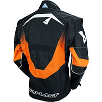 Ufo Blouson Enduro Orange