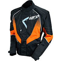 Ufo Enduro Jacket Orange