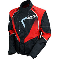 Ufo Enduro Jacket Red