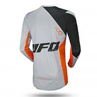 Maillot Ufo Frequency Slim Gris Orange