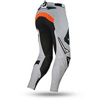 Pantaloni Ufo Frequency Slim Grigio Arancio