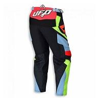Ufo Pantaloni Hydra Rosso Fluo