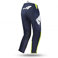 Pantaloni Ufo Indium Blu Giallo Fluo