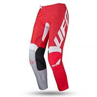 Pantaloni Ufo Indium Rosso