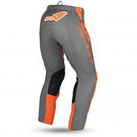 Pantaloni Ufo Kimura Arancio Grigio