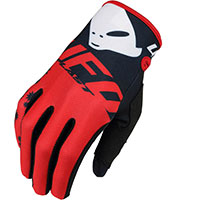 Ufo Mizar Gloves Red