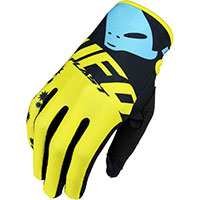 Ufo Mizar Gloves Yellow