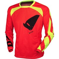 Ufo Off Road Proton Jersey Fluo Red