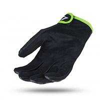 Ufo Skill Vanadium Kid Gloves Black Green Kid
