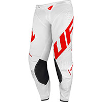 Ufo Slim Egon Pants White