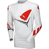 Ufo Slim Egon Jersey Bianco