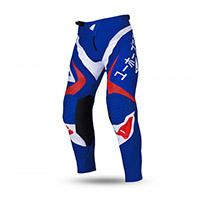 Pantaloni Ufo Takeda Blu Bianco Rosso