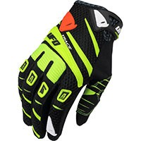 Ufo Trace Gloves Yellow