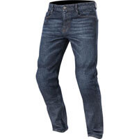 Alpinestars Duple Denim Pants Con Kevlar® Rough Blue