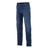 Alpinestars As-dsl Daiji Jeans Blue Distressed