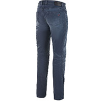 Jeans Alpinestars As Dsl Shiro Rinse Plus Blu